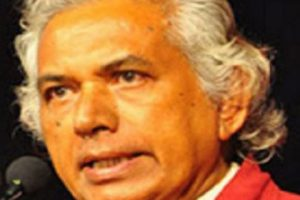 A fight for 'Equal' opportunity – Dr. Vickramabahu Karunaratne